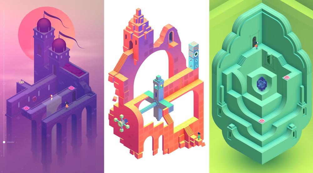 Monument Valley 2 se lanza en iOS por sorpresa