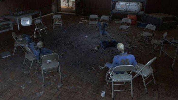 Fallout 4 y la triste historia del Refugio 95