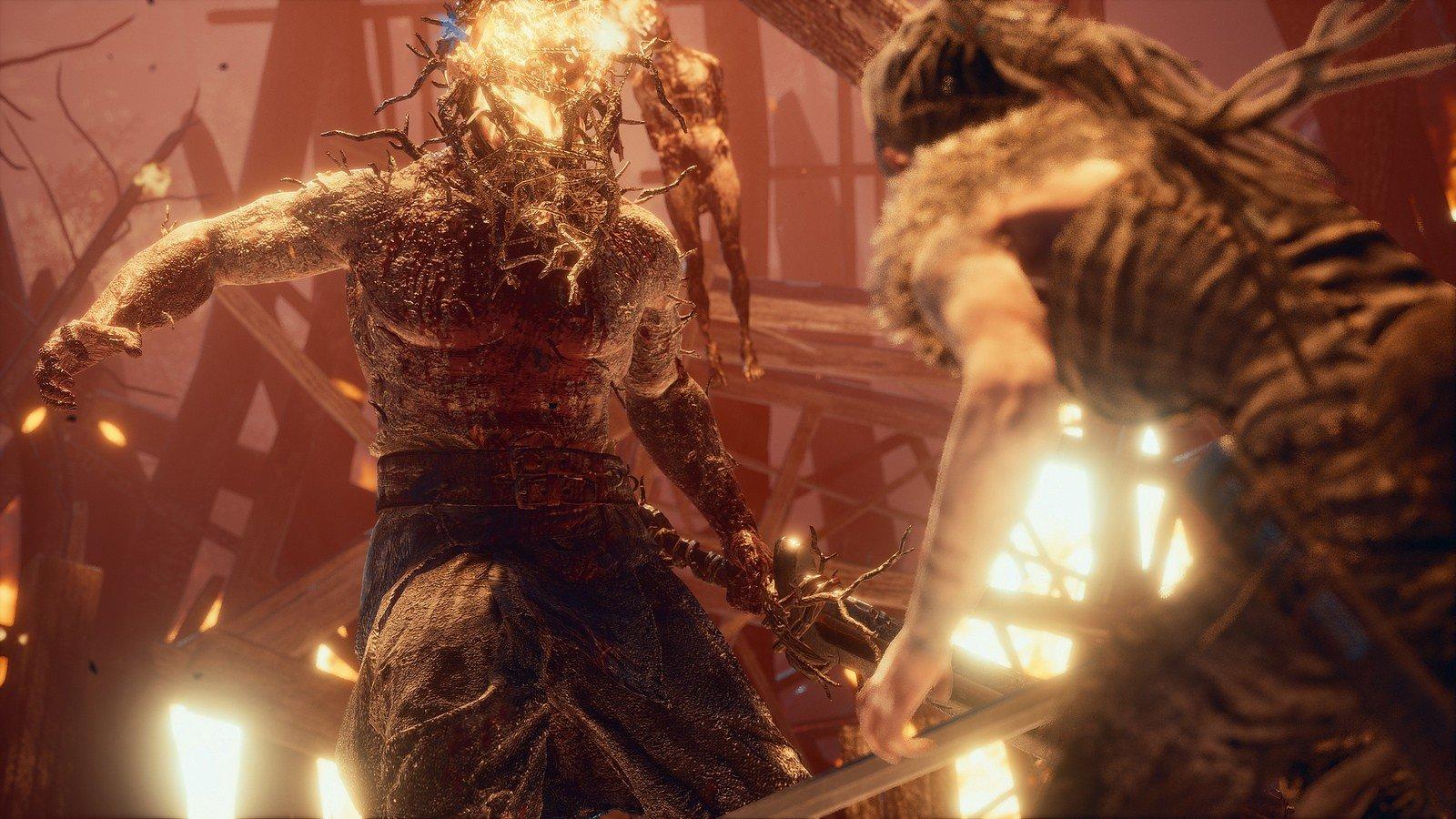 Hellblade: Senua's Sacrifice anuncia su fecha de lanzamiento