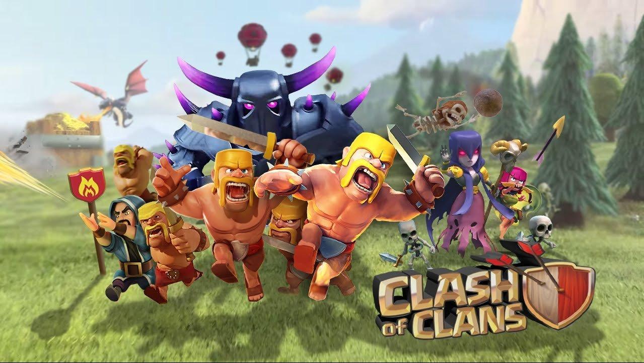 Clash of Clans presenta una importante actualización