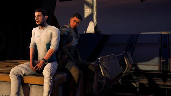 Mass Effect: Andromeda añade incorpora una nueva opción de romance homosexual