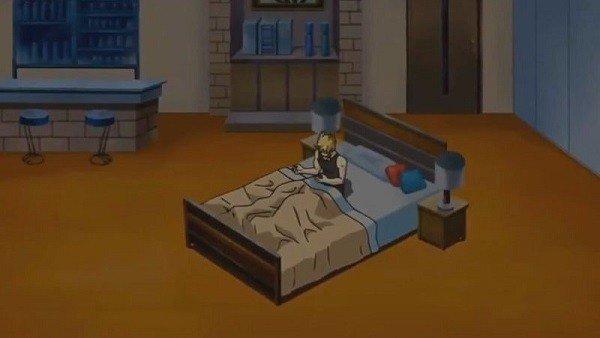 El anime de Yu-Gi-Oh! presenta camas de lo más extrañas