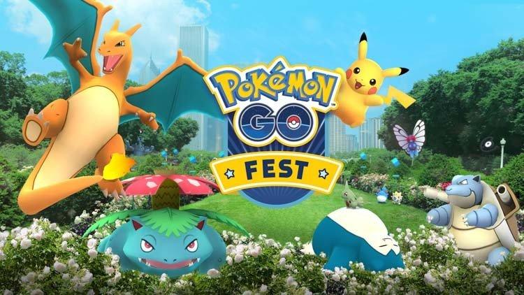 Pokémon GO confirma su próximo evento con Pokémon de tipo fuego y hielo