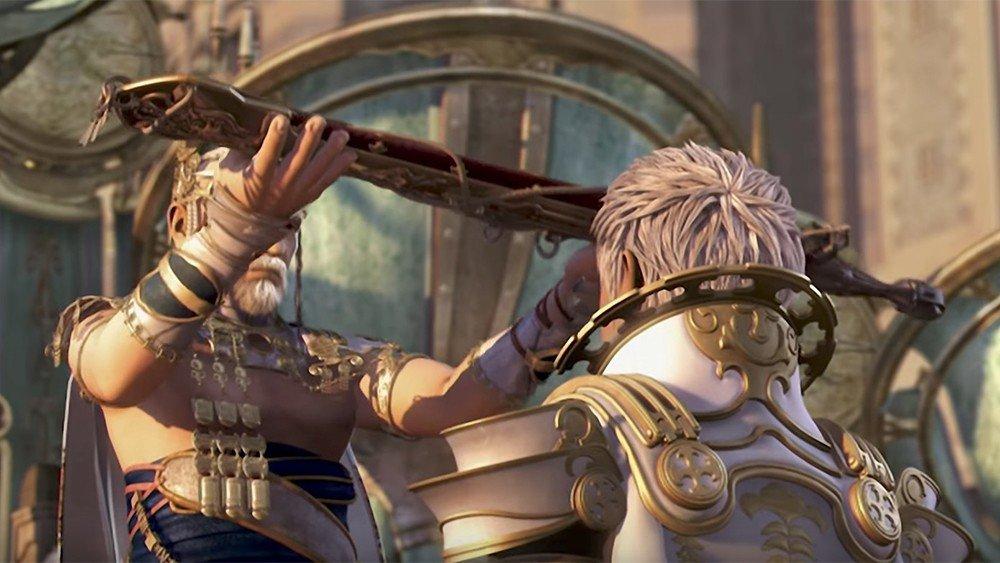 E3 2017 U-tad: Final Fantasy XII: The Zodiac Age desvela un nuevo gameplay