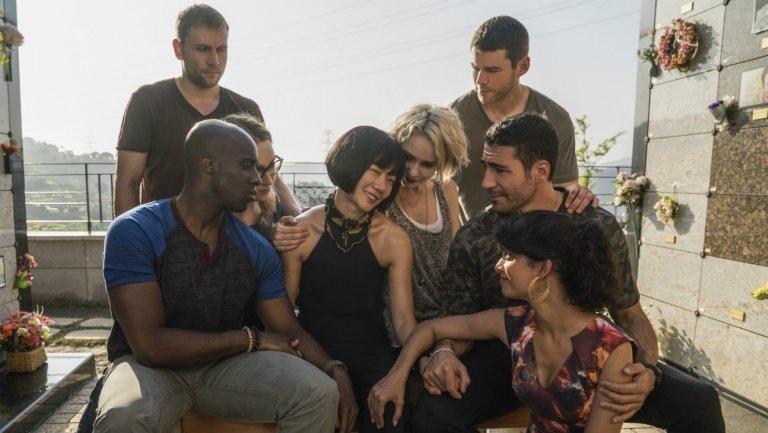 Netflix propone la cancelada Sense8 para los Emmy