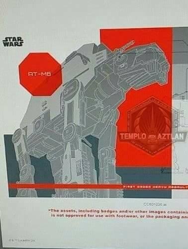 Star Wars: Posible filtración del aspecto de los Stormtroopers de Los últimos Jedi