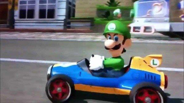 Super Mario Bros.: Luigi oculta algunas acciones que muestran su lado más duro