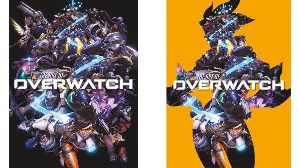 Overwatch te permite conocer su arte en este libro de más de 300 páginas