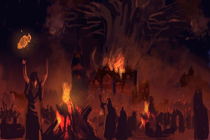 Blasphemous: El Dark Souls español llegará a Switch, PlayStation 4 y Xbox One