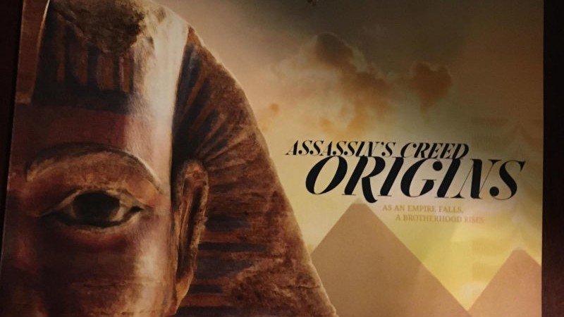 E3 2017 U-tad: Assassin's Creed Origins ya tiene fecha de lanzamiento