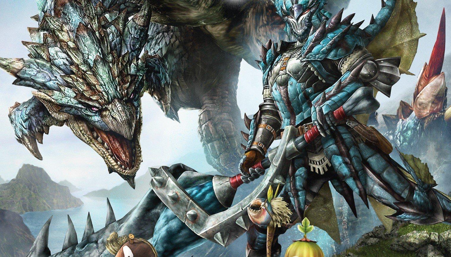 Monster Hunter: World aparece registrado en Estados Unidos