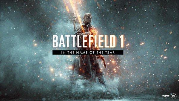 E3 2017 U-tad: Battlefield 1 presenta In the Name of the Tsar, su nuevo contenido