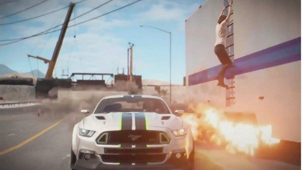 E3 2017 U-tad: Need for Speed Payback ofrece nuevos detalles