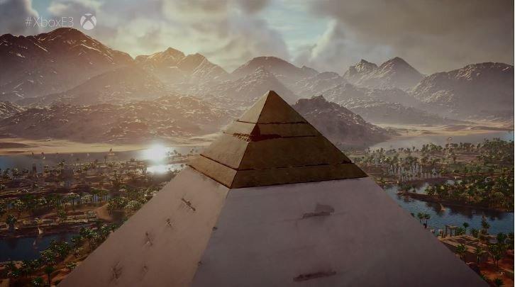 E3 2017 U-tad: Assassin's Creed Origins llegará el 27 de octubre y presenta su primer tráiler