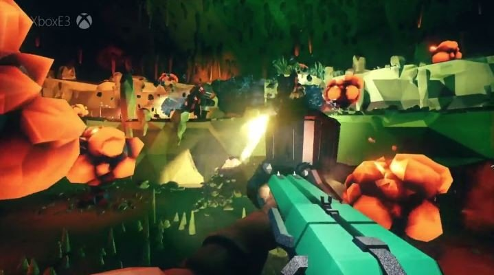 E3 2017 U-tad: Anunciado Deep Rock Galactic, un nuevo FPS de acción con enanos.