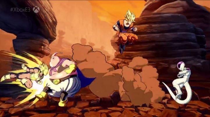 Dragon Ball FighterZ es una maravilla comparado con el manga