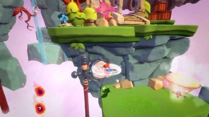 E3 2017 U-tad: Super Lucky's Tale llegará en exclusiva a Xbox One
