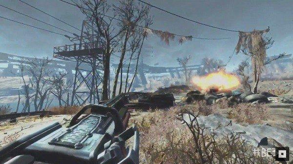 E3 2017 U-tad: Fallout VR comparte su primer tráiler