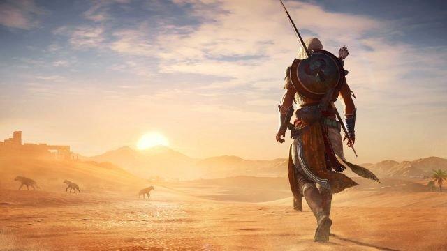 Assassin's Creed Origins: Ubisoft habla sobre su protagonista