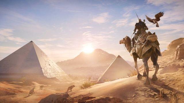 Assassin's Creed: Origins apostará por un gran sistema de misiones secundarias
