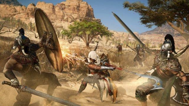 Assassin's Creed Origins ve filtrada su edición coleccionista