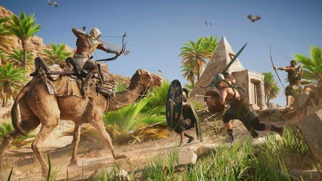Assassin's Creed: Origins posibilitará que el jugador dome animales