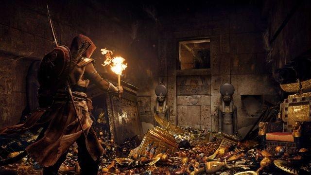 Assassin's Creed Origins da a conocer sus diferentes ediciones