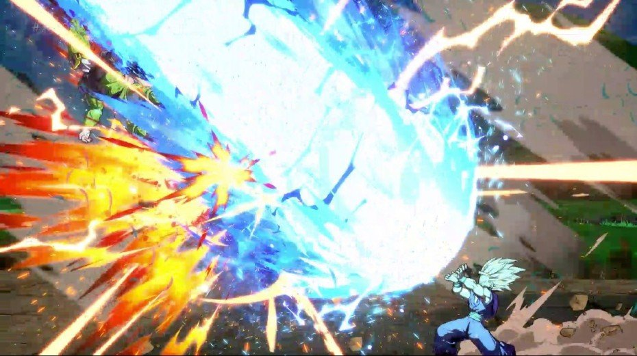 E3 2017 U-tad: Dragon Ball FighterZ se luce en un espectacular gameplay