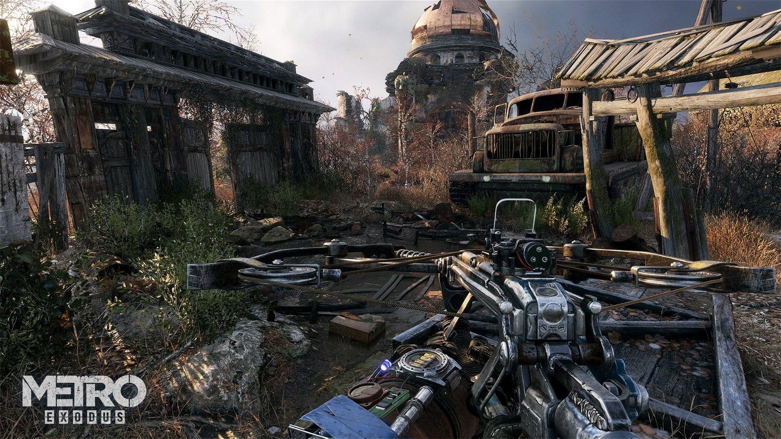 E3 2017 U-Tad: Metro Exodus revela nueva información del juego