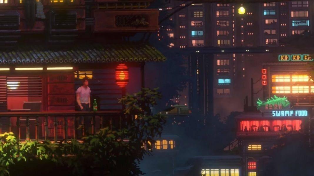 E3 2017 U-tad: Nuevos detalles de The Last Night en la conferencia del PC