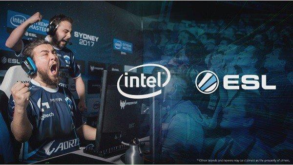 E3 2017 U-tad: E-Sports: Intel será el proveedor oficial de la ESL
