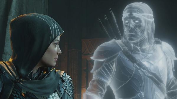 E3 2017 U-tad: La Tierra-Media: Sombras de Guerra se muestra en nuevas imágenes