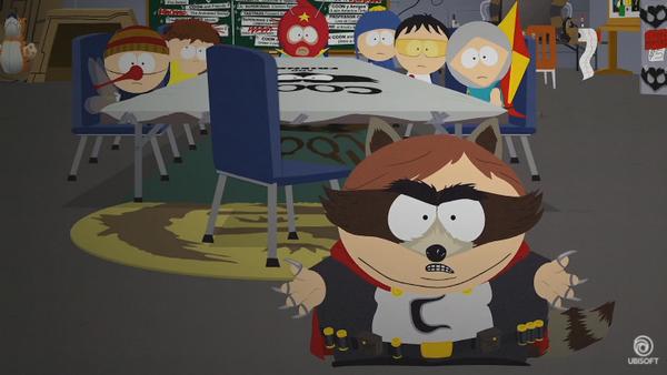 E3 2017 U-tad: South Park: Retaguardia en peligro se deja ver en un nuevo tráiler