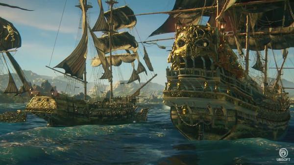 Skull And Bones Video Game 2018 Ubisoft: E3 2017 U-tad: Ubisoft Presenta Skull And Bones, Una Nueva