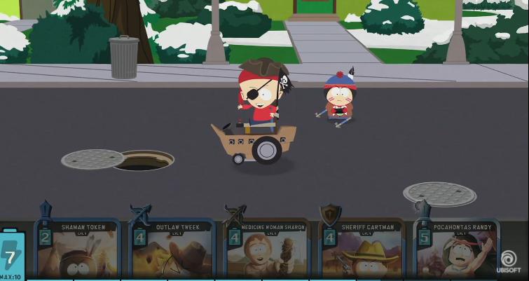 E3 2017 U-tad: South Park Phone Destroyer es anunciado para móviles