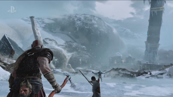E3 2017 U-tad: El director de God of War explica por qué Kratos no tiene las Espadas del Caos