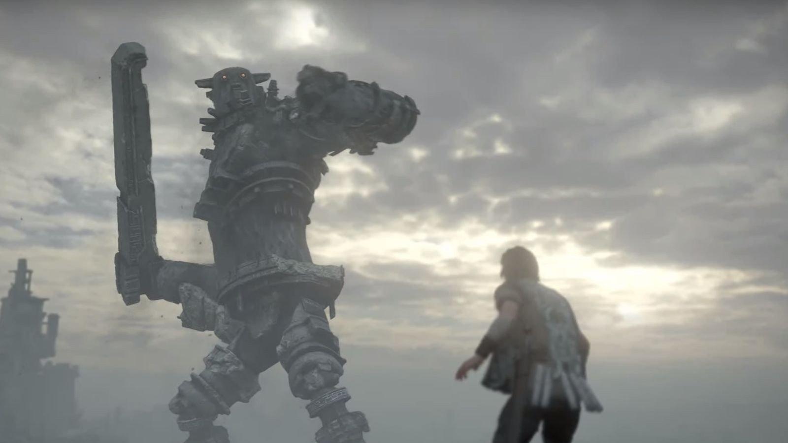 E3 2017 U-tad: Shadow of the Colossus: Su remake en PlayStation 4 será la versión definitiva