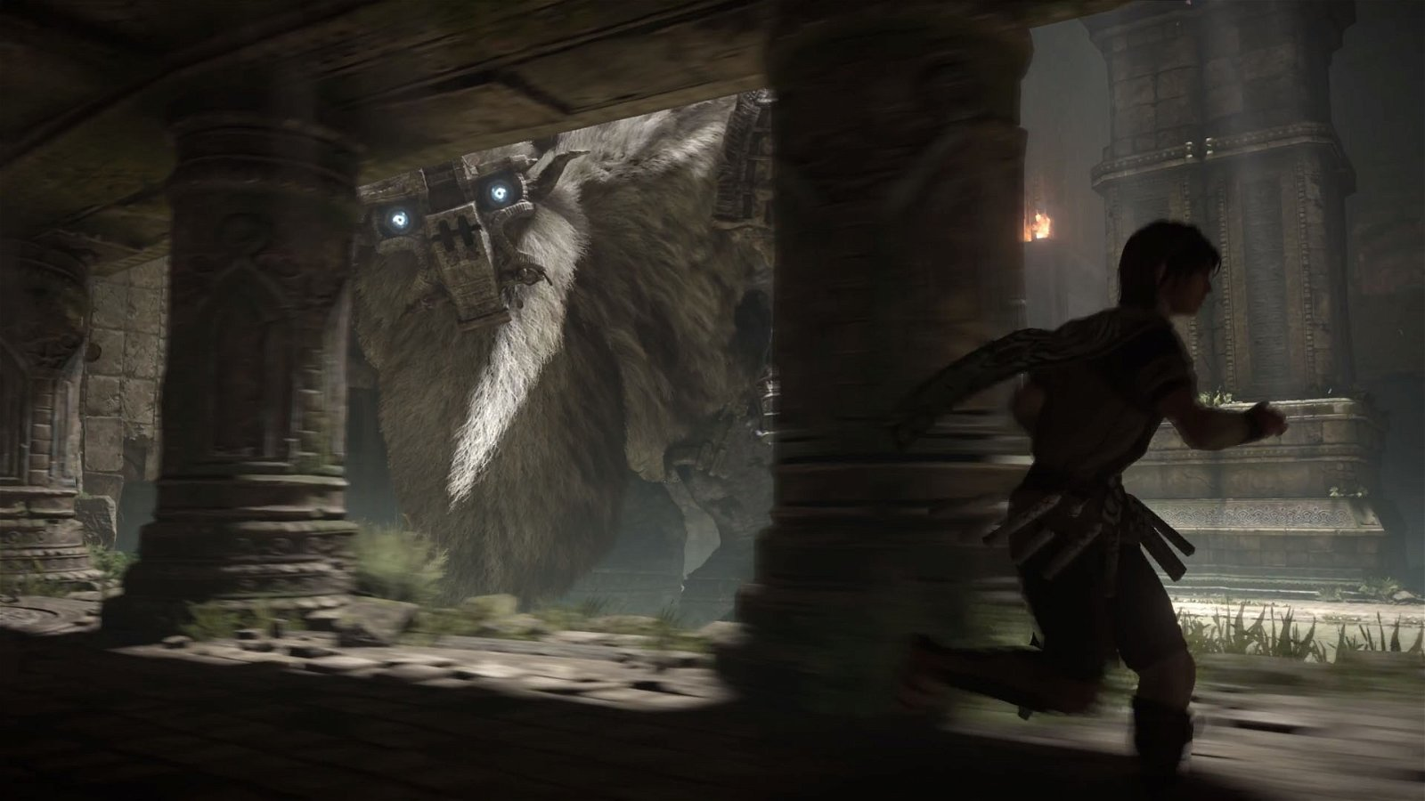 Shadow of the Colossus: El juego original nunca estuvo completo