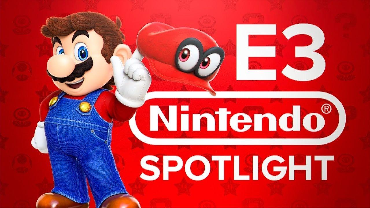 E3 2017 U-tad: Resumen de la conferencia de Nintendo