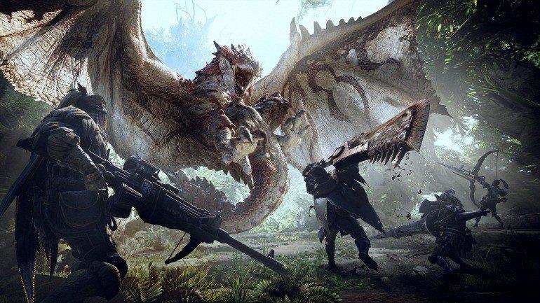 Capcom revela nuevos detalles de Monster Hunter World