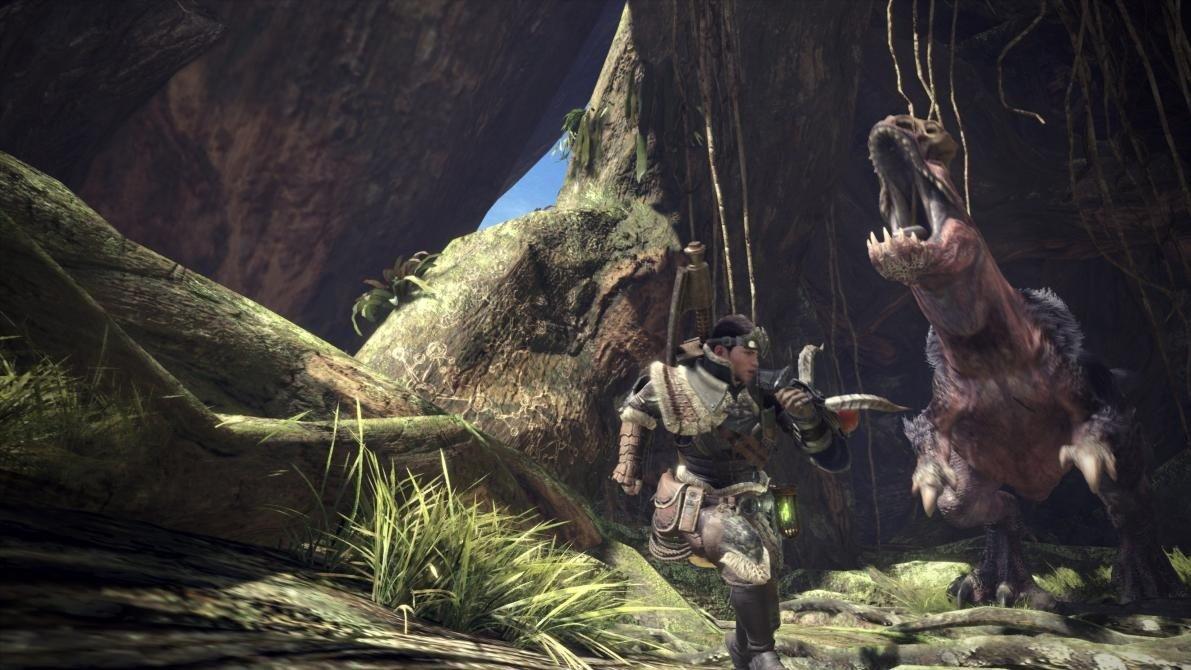 E3 2017 U-tad: Monster Hunter World filtra su presentación a puerta cerrada