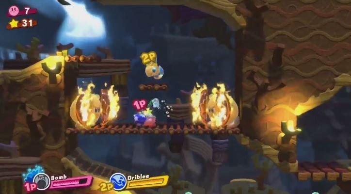 E3 2017 U-tad: Kirby llegará a Nintendo Switch en 2018