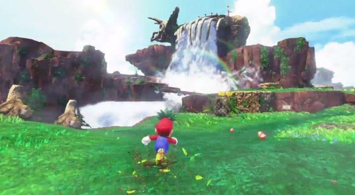 E3 2017 U-Tad: Super Mario Odyssey se deja ver en un nuevo gameplay