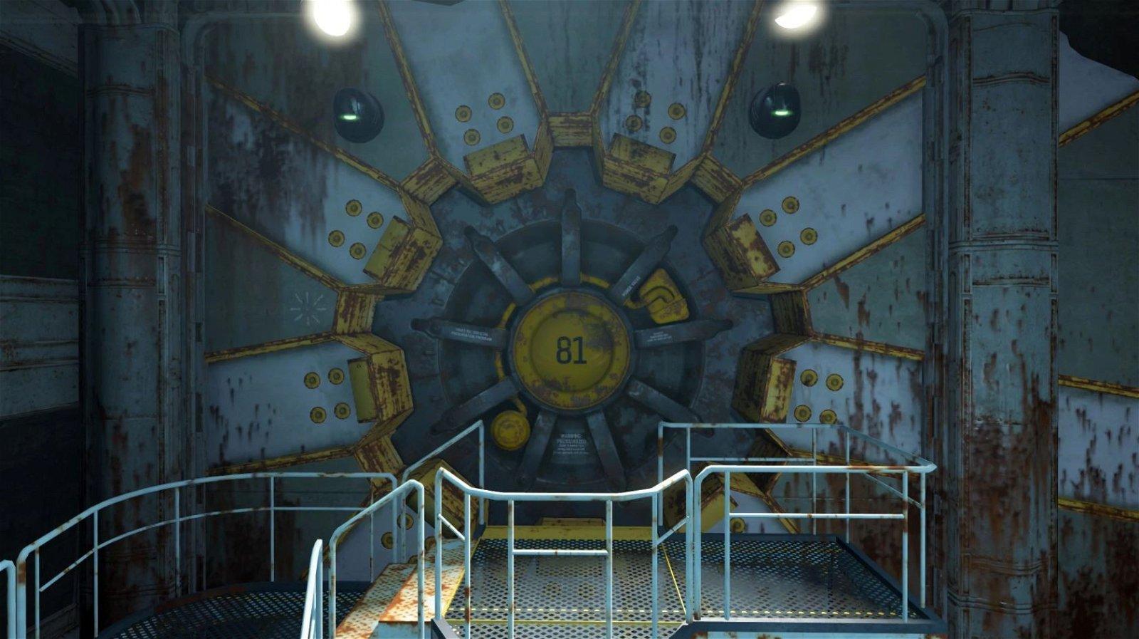 Fallout 4 y el retorcido experimento del Refugio 81