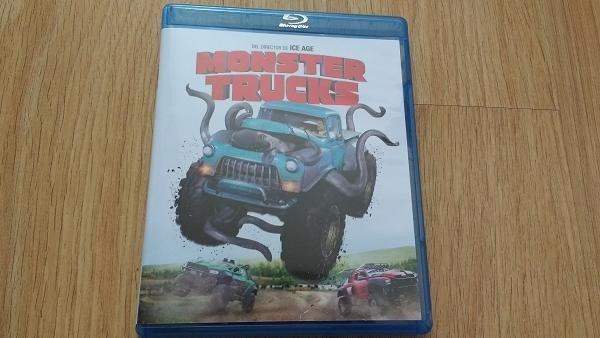 Monster Trucks: Análisis de la edición en Blu-ray