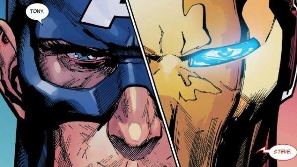 El Capitán América malvado vuelve a provocar una Civil War
