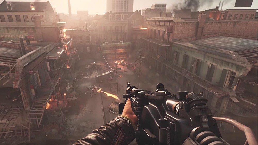 E3 2017 U-tad: Wolfenstein 2: The New Colossus incluirá  tres horas de cinemáticas