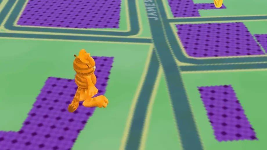 Pokémon GO tiene una copia descarada protagonizada por Garfield