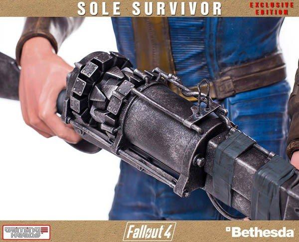 Fallout 4 tiene una nueva e impresionante figura