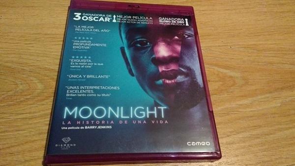 Moonlight: Análisis del blu-ray